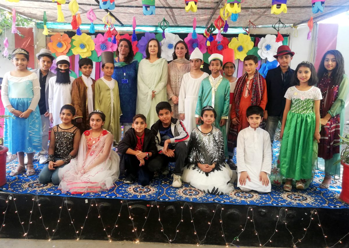 Annual talent show held at SLS