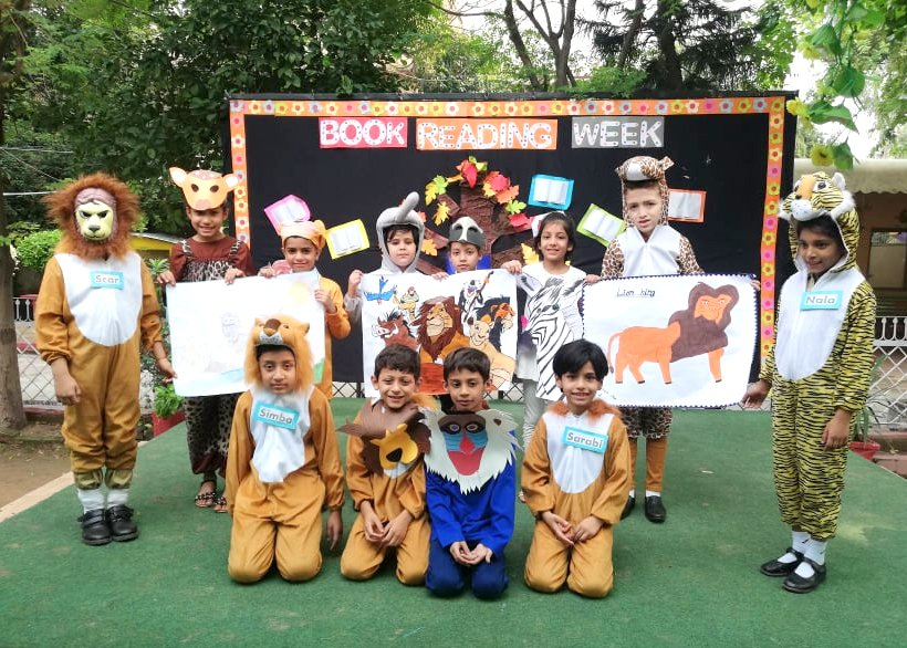 Book reading week held at SLS